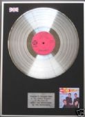 THE SEARCHERS - Platinum Disc LP - MEET THE SEARCHERS